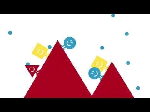 Giochi interattivi per bambini: Forme in gioco di Minibombo