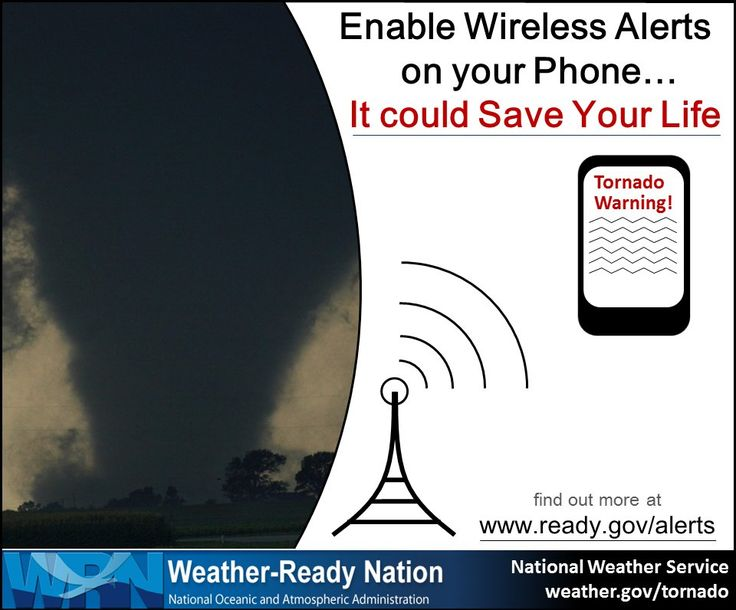 Keep Wireless Emergency Alerts enabled on your cell phone. Find out more at  http://www.ready.gov/alerts  #SpringSafetypic.twitter.com/AZHp8OJXvR - https://blog.clairepeetz.com/keep-wireless-emergency-alerts-enabled-on-your-cell-phone-find-out-more-at-httpwww-ready-govalerts-springsafetypic-twitter-comazhp8ojxvr/