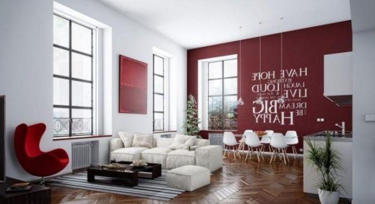 Moderne Farbkombinationen - Wohndesign