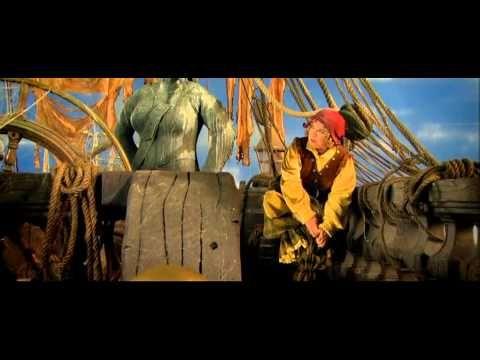 Volledige film: Piet piraat en het vliegende schip.Nederlands gesproken.