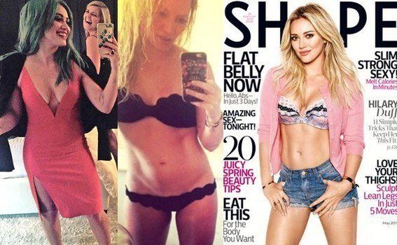 Examiner.com: Hilary Duff talks weight loss and anorexia: Her diet and yoga workout tips: From the new Downdog Diary Yoga Blog found exclusively at DownDog Boutique. DownDog Diary brings together yoga stories from around the web on Yoga Lifestyle... Read more at DownDog Diary