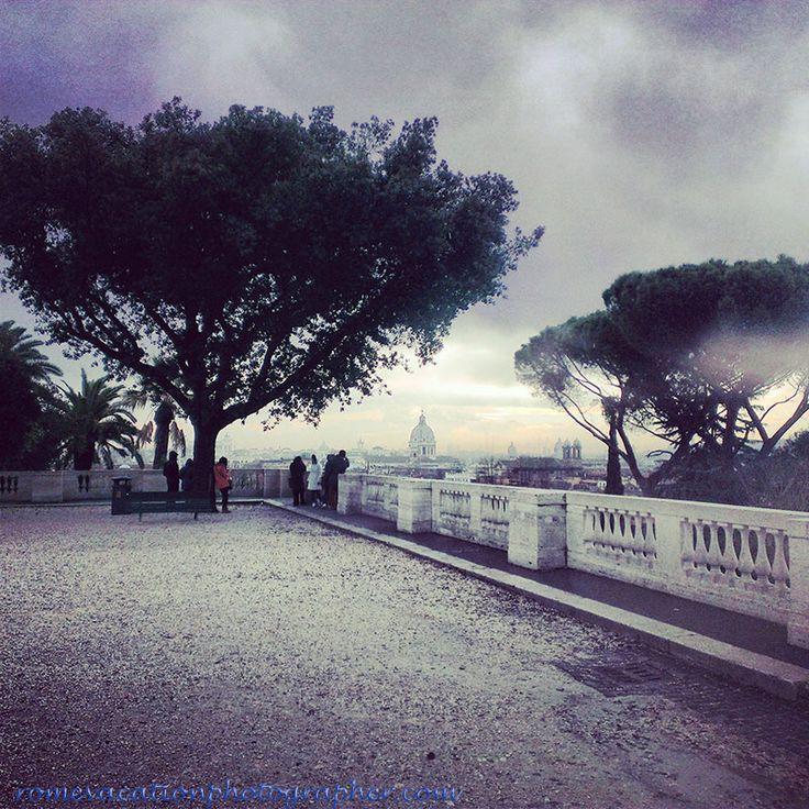 #Pincio Rome