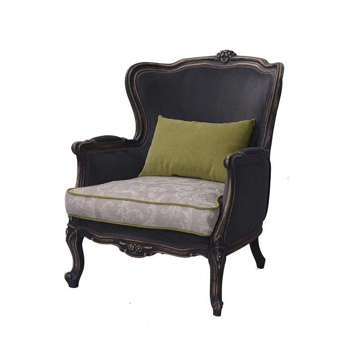 Классическое кресло в стиле Людовика XIV
