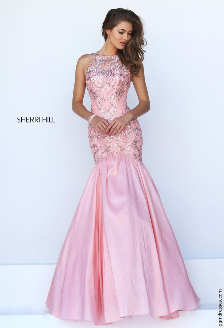 Mejores 18 imágenes de Sherri Hill IN STOCK READY TO SHIP CALL ...