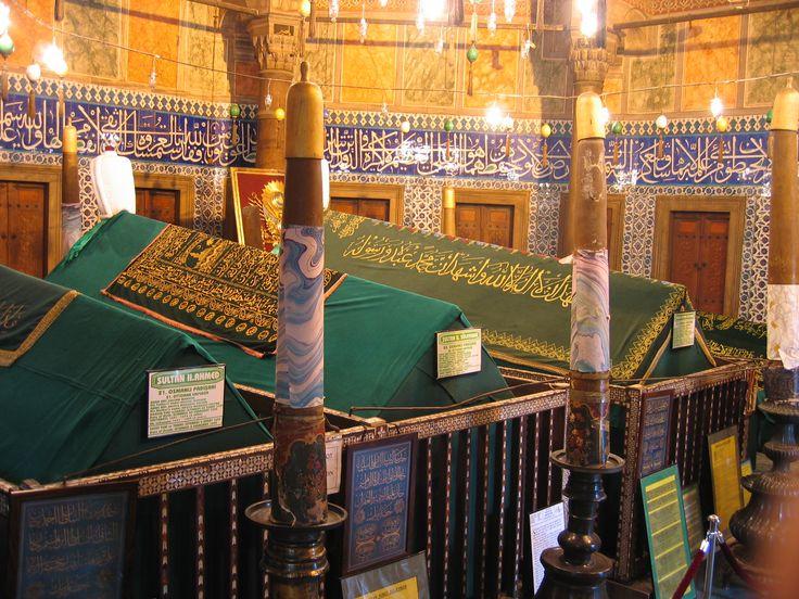 Kanuni Sultan Süleyman-Türbesi