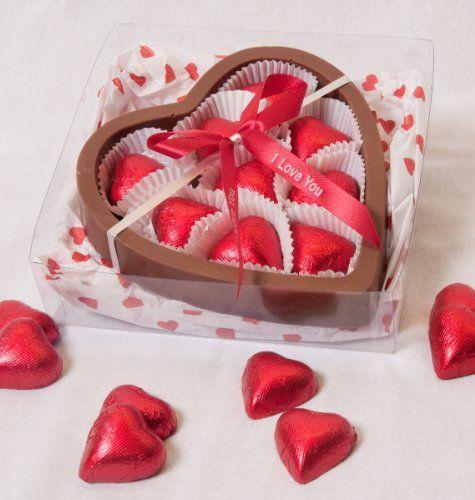 28 best Chocolate Desserts w/ Heart   Love   Romantic Senses ...