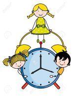 15731425-children-with-an-alarm-clock-clock-cartoon-animated