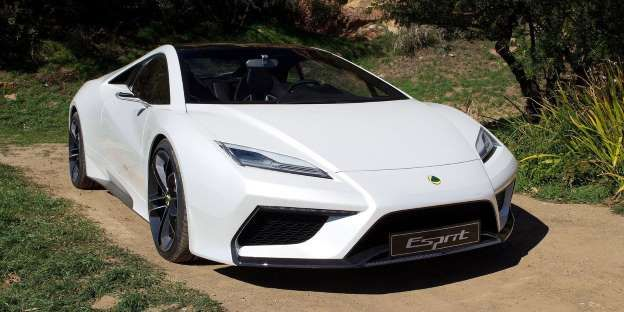 As part of 2010s concept onslaught, Lotus showed a new Esprit supercar that would debut two years la... - Provided by Road and Track