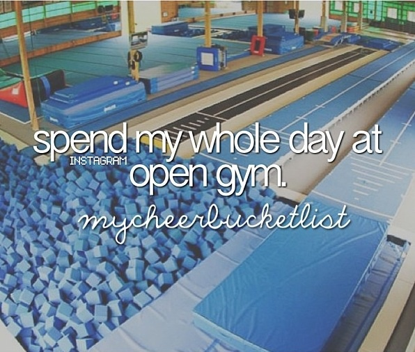 This is Woodward! I literally spent my whole day at the gym there and I was more than happy to!