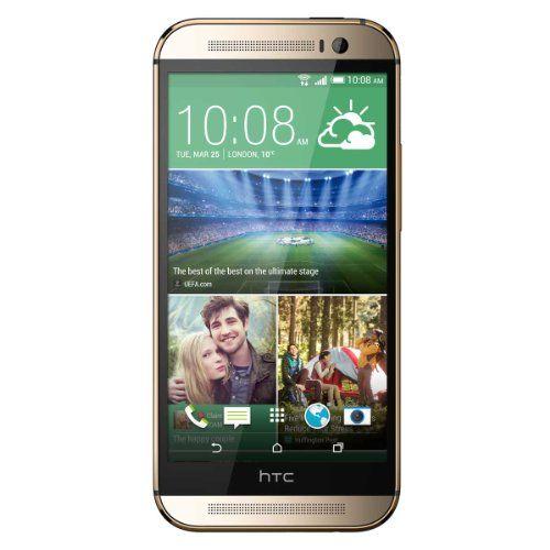 HTC One M8 UK SIM-Free Smartphone - Amber Gold - http://www.computerlaptoprepairsyork.co.uk/mobile-phones/htc-one-m8-uk-sim-free-smartphone-amber-gold