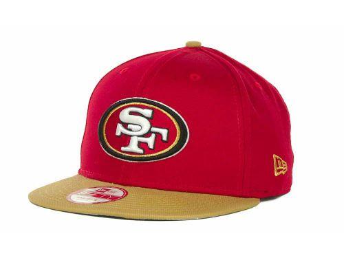 San Francisco 49ers New Era NFL Baycik 9FIFTY Snapback Cap Hats