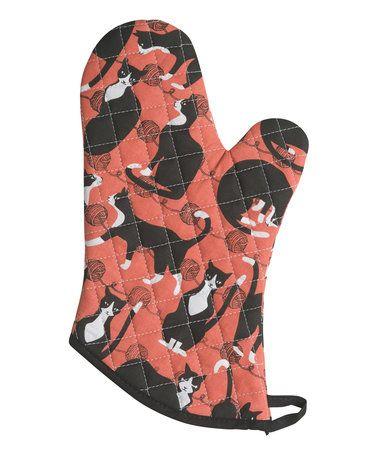 Look what I found on #zulily! The Great Catsby Oven Mitt #zulilyfinds