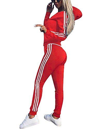 b492bad4739a Women Fashion Sport Suits Active Top Bottom Sets Sweatshirt Pant 2 Piece  Outfits #tracksuit #sweatshirts