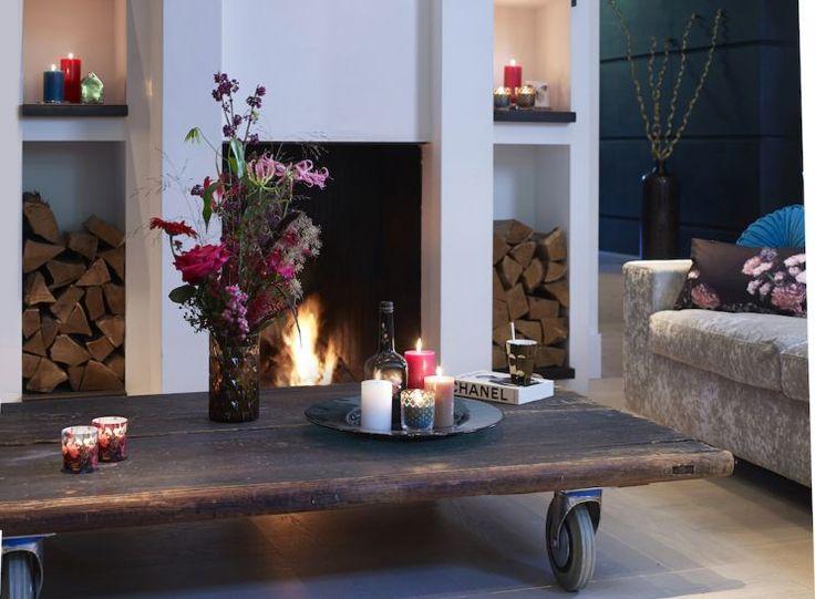 Zdjęcie: www.bolsius.com #świece zapachowe #walentynki
