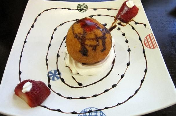 How-To Recipe: Fried Ice Cream with video
