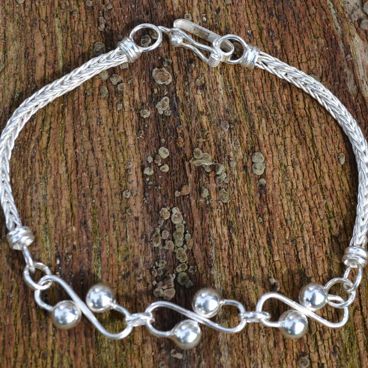 Moederdag tip! prachtige en unieke zilveren armband