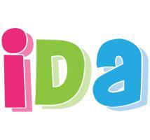 Ida friday logo