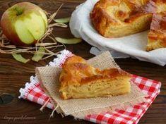 La torta melizia una ennesima variante della torta di mele, una delle mie torte preferite, che mi piace provare in tante versioni, una più golosa dell'altr