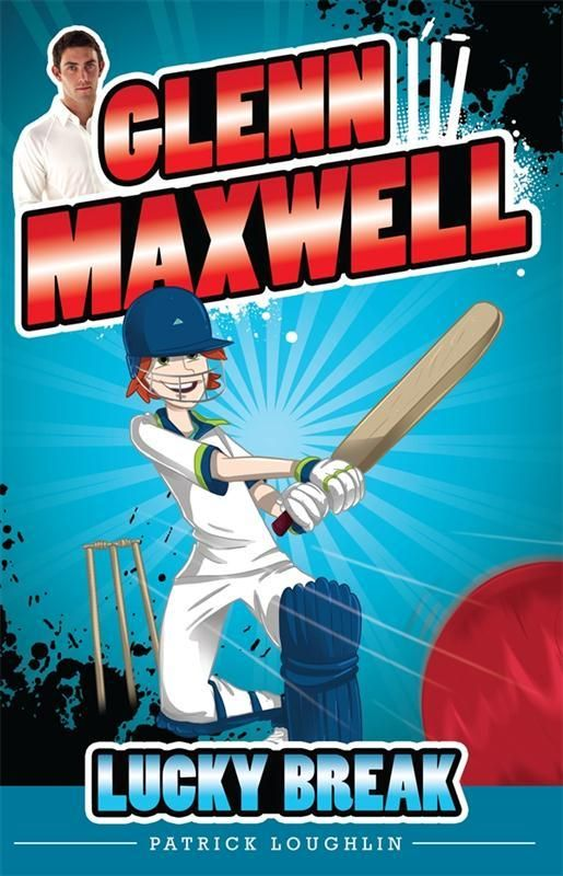 A junior fiction series about an up-and-coming cricketer who is mentored by Australian cricket star Glenn Maxwell.