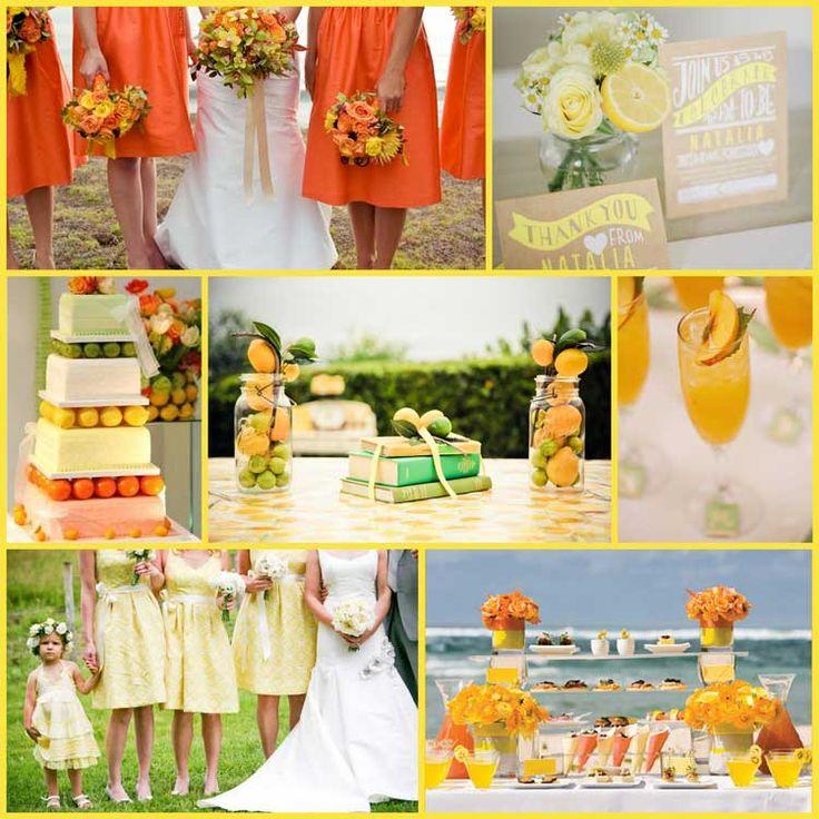 Yellow and orange wedding decorations gallery wedding decoration ideas yellow and orange wedding decorations gallery wedding decoration ideas junglespirit Image collections