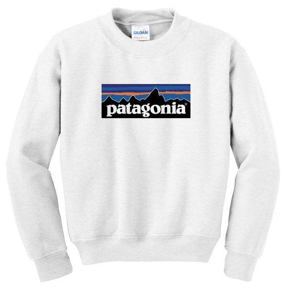 Patagonia Logo Sweatshirt