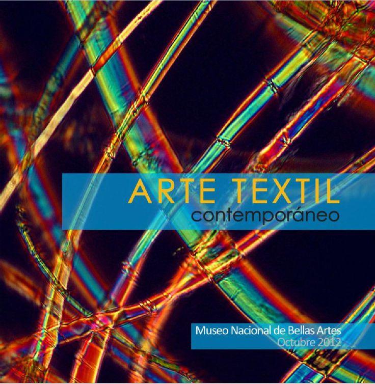 Catálogo Expo MNBA 2012 - Textile art