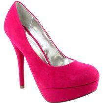 Womens High Heel Office Work Court Shoes