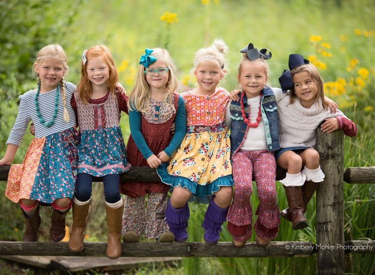 Matilda Jane Clothing Friends Forever, Fall 2015 Photoshoot with TK952 Jael Brose   Kimberly Mohler Photography