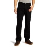 Levi's Men's 550 Relaxed Fit Jean, Black, 42x29 (Apparel)By Levi's