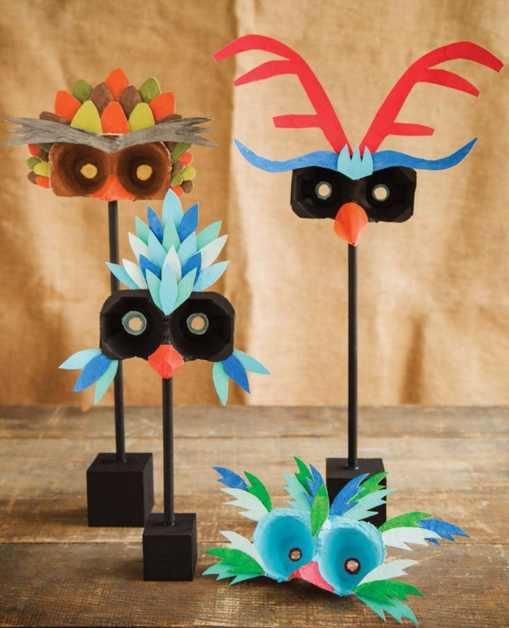 Sweet paul magazine fall 2014 manualidades colegio actividades de carnaval mascaras - Mascaras para carnaval manualidades ...