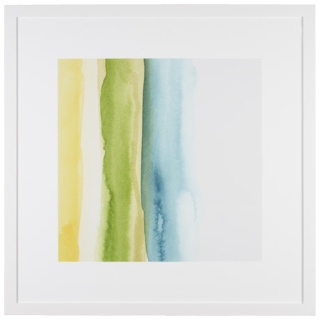 Liquidity Framed Print 110x110x65cm $499