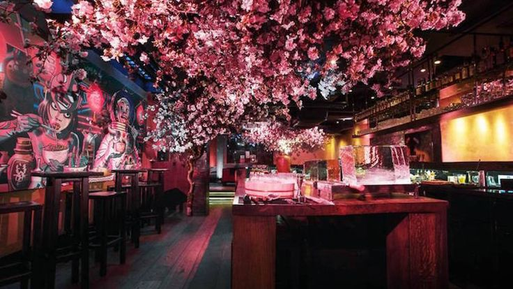 A Japanese cherry blossom pop-up is coming to London – and it looks bloomin' beautiful