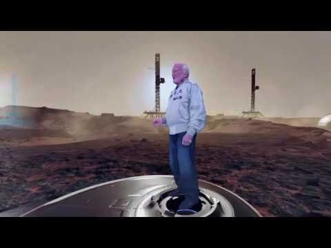 NASA Buzz Aldrin: wants to give the public the opportunity to get a prev...  NASA Buzz Aldrin: wants to give the public the opportunity to get a preview the red planet.  NASA's long-term plan is to get humans to Mars in the not-too-distant future, but a new virtual reality application led by Buzz Aldrin wants to give the public the opportunity to get a preview of the red planet. Bicycle Routes to Mars...  #BuzzAldrin #quotes #NASA #moon #Apollo11 #space #NeilArmstrong #AbanTech #BBCGoFigure