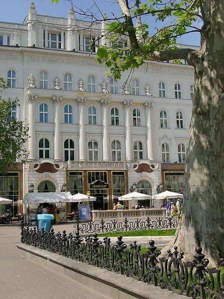 Café Gerbeaud , Budapest