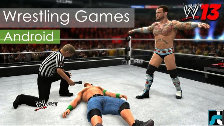 Top 10 Best Wrestling Games For Android – 2017