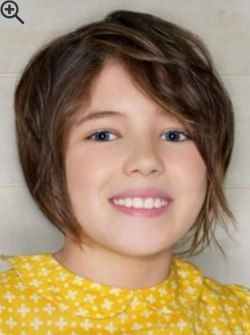 Pleasant 1000 Images About Kids Hairstyles Girls On Pinterest Low Short Hairstyles Gunalazisus