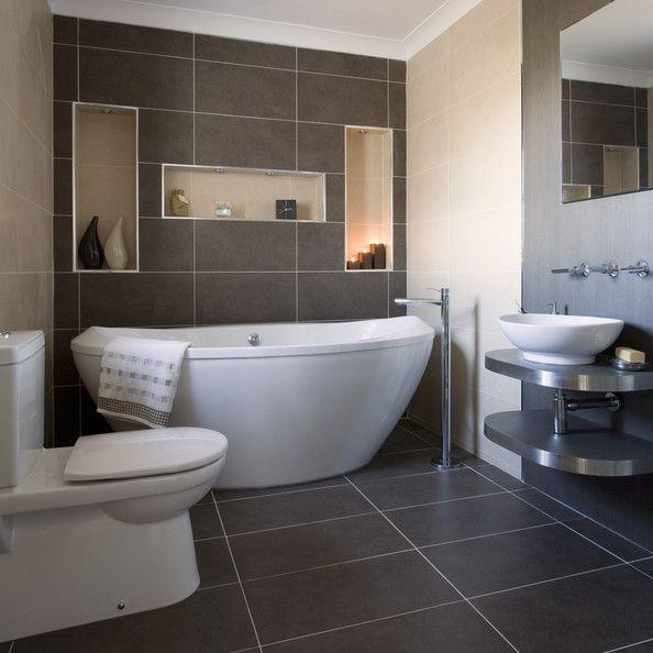 Modern Bathrooms, Modern Bathroom Lighting And