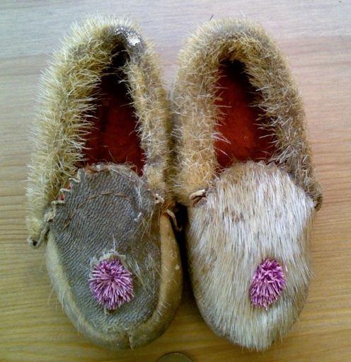 Inuit Moccasins