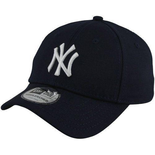 MLB New Era New York Yankees Youth New Era Flex Hat - Navy Blue (Child