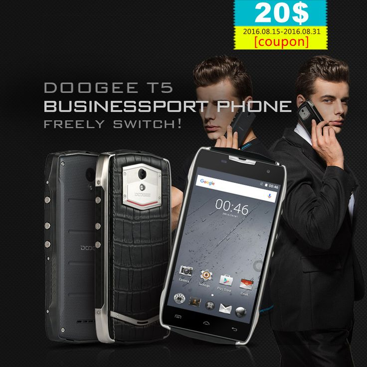 Original DOOGEE T5 4G LTE Cellphone Android 6.0 IP67 MTK6753 Octa Core Mobile Phone Dual SIM 3GB RAM 32GB ROM 4500mAh Smartphone     Tag a friend who would love this!     FREE Shipping Worldwide     Get it here ---> https://shoppingafter.com/products/original-doogee-t5-4g-lte-cellphone-android-6-0-ip67-mtk6753-octa-core-mobile-phone-dual-sim-3gb-ram-32gb-rom-4500mah-smartphone/