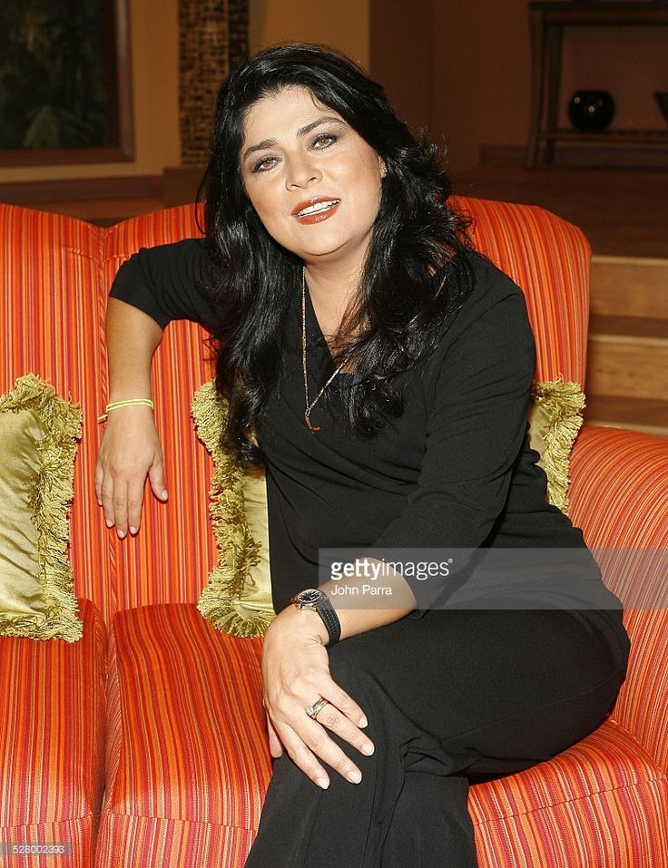 Victoria Ruffo during Escandalo TV Celebrates a 5th Anniversary at Telefutura Studios in Miami, Florida, United States.
