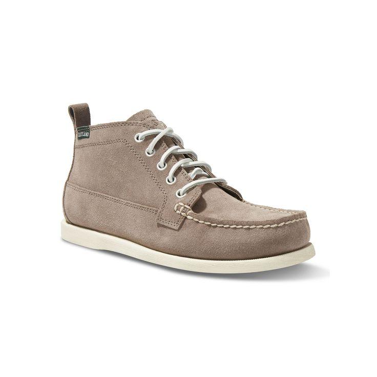 Eastland Seneca Men's Suede Chukka Boots, Size: medium (11.5), Light Grey