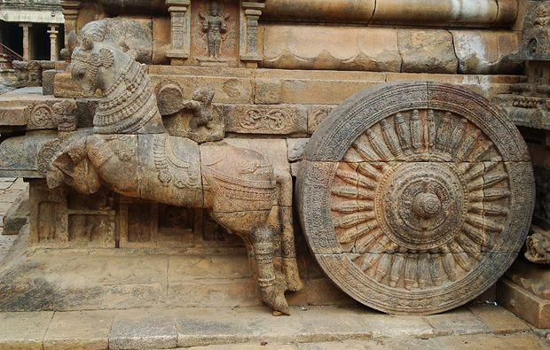 darasuram chola carving