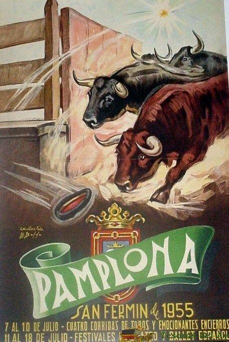 PAMPLONA 1955