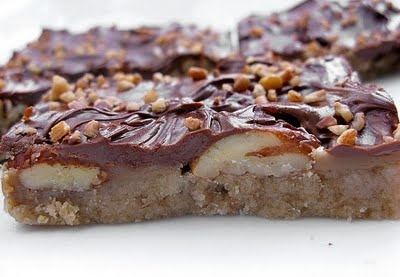 Turtle BarsDesserts, Cookie Bars, S'More Bar, S'Mores Bar, Sweets Treats, Food, Bar Recipe, Turtles Cookies Bar, Sweets Tooth