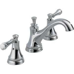 widespread bathroom faucet in at the