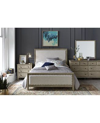 Parker Bedroom Furniture Collection, Created for Macy's - Bedroom Collections - Furniture - Macy's