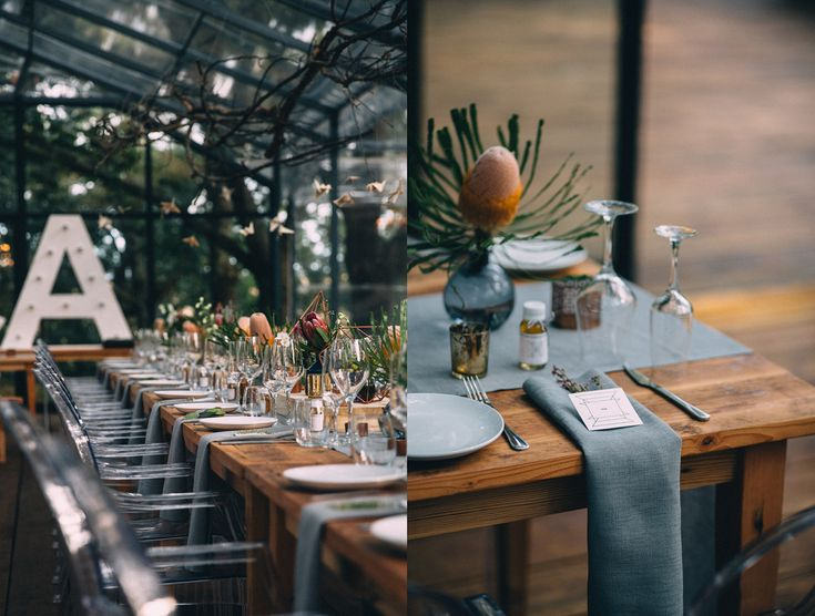 Decor & coordination of Dave & Amanda's wedding at Die Woud by creativenook.co.za