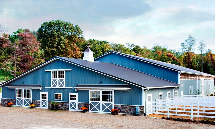 Cowgirl Barns Your Horses Will Love