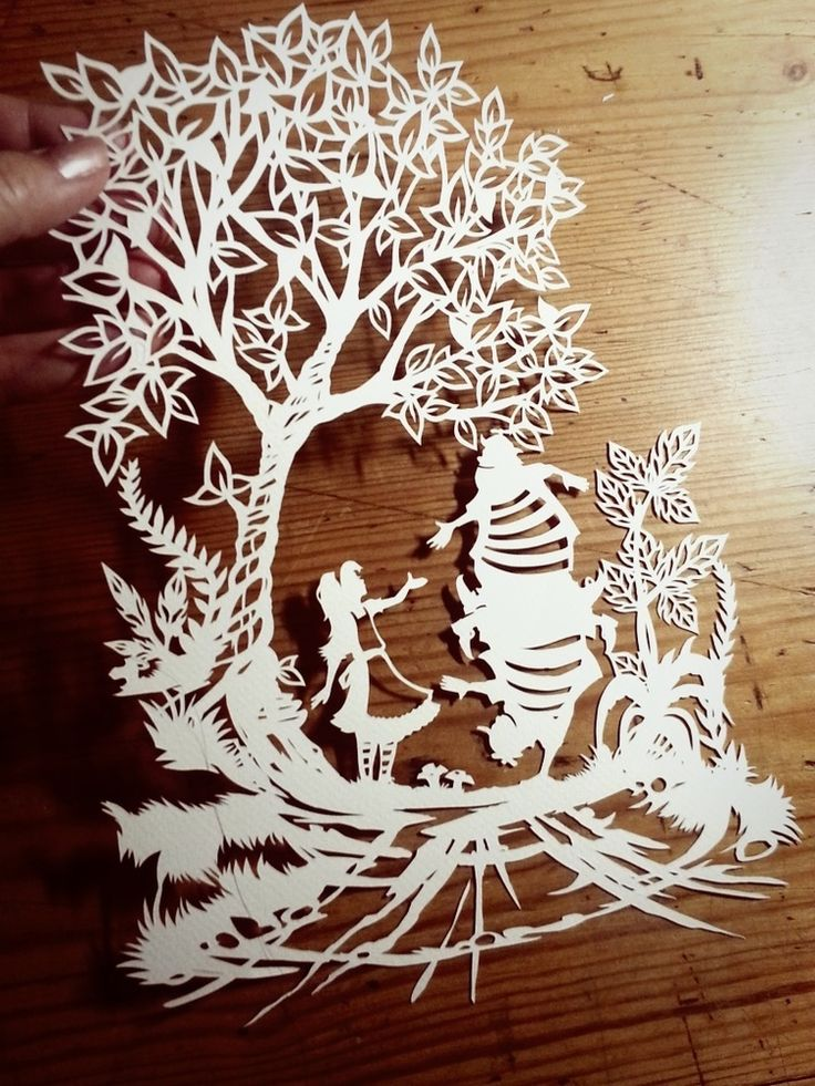 paper cut out art templates - 17 best images about fairy tale cut outs on pinterest